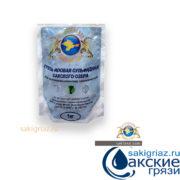 Грязь иловая-сульфидная Сакского озера 1 кг