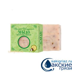 Крымское натуральное мыло КРЫМСКИЕ ТРАВЫ