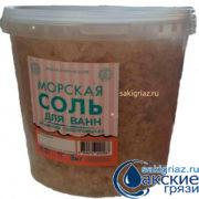 Соль морская для ванн 3 кг