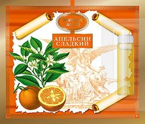 Апельсина сладкого эфирное масло