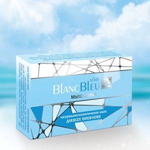 """Мыло-скраб для всех типов кожи """"Blanc Bleu"""""""
