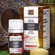 Эфирное масло сандалового дерева