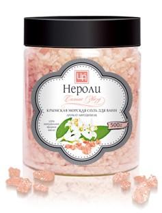 """Морская соль для ванн """"Нероли"""""""